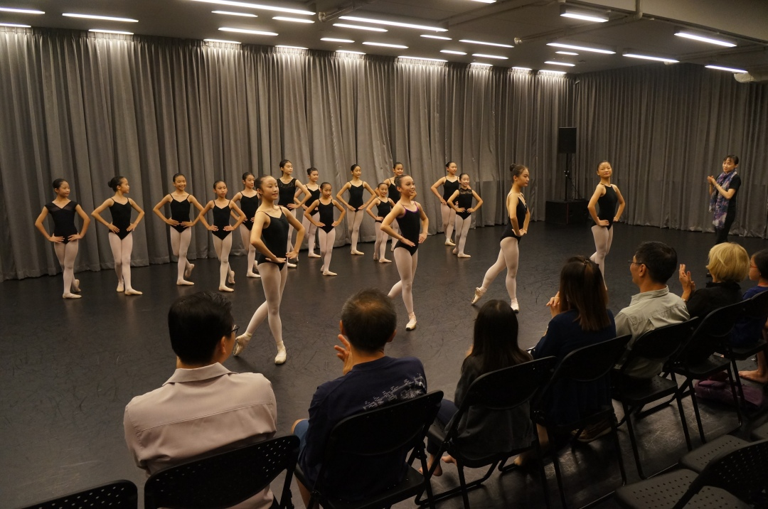 2018 Happenings - Vaganova Ballet Workshop 2
