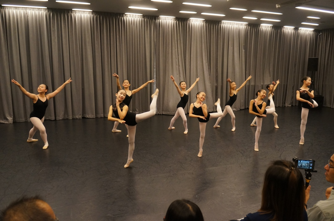2018 Happenings - Vaganova Ballet Workshop 4