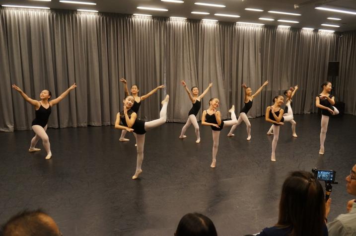 2018 Happenings - Vaganova Ballet Workshop 4