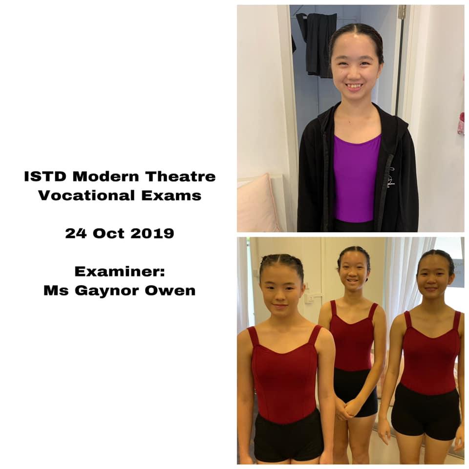 2019 ISTD MTH Exams