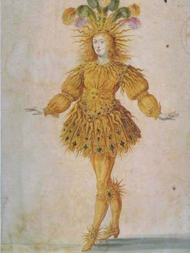 Elevate DA Appreciation Series - Ballet History - King Louis XIV 1653