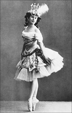 Elevate DA Appreciation Series - Ballet History - Anna Pavlova