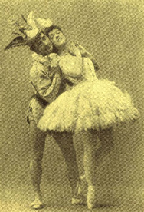 Elevate DA Appreciation Series - Ballet Technique - Sleeping Beauty Enrico Cecchetti &_Varvara Nikitina Bluebird1890